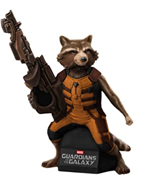 ROCKET RACCOON PX FIGURA HUCHA 23 CM MARVEL GUARDI