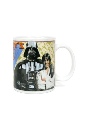GALAXY BEST DAD TAZA CERAMICA STAR WARS