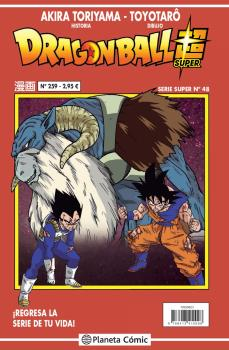 DRAGON BALL SERIE ROJA Nº 259