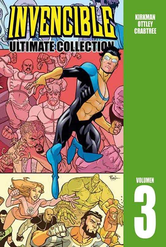 INVENCIBLE. ULTIMATE COLLECTION, 03