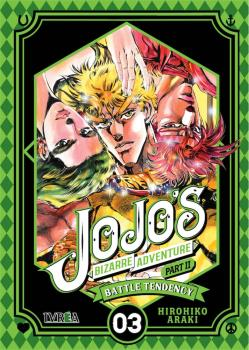 JOJO'S BIZARRE ADVENTURE PARTE 1: BATTLE TENDENCY 3