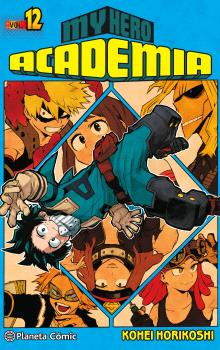 MY HERO ACADEMIA Nº 12