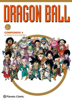 DRAGON BALL COMPENDIO Nº 04/04 NE