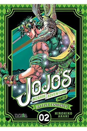 JOJO'S BIZARRE ADVENTURE PARTE 2: BATTLE TENDENCY 02