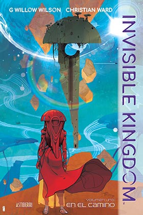 INVISIBLE KINGDOM 01. EN EL CAMINO